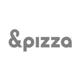 & Pizza Logo